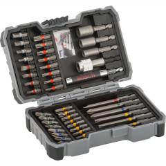 Набор бит Bosch 43 предмета  биты+держатель