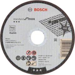 Отрезной круг Bosch 125х1 мм