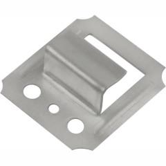 Крепеж для вагонки Rock Solid №6 2.4x2.4 см, 100 шт.