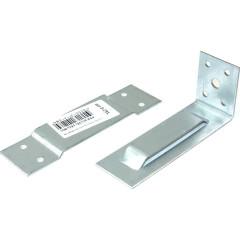 Уголок для скользящей опоры Rock Solid Connection PAZ 125х50х40х2 мм