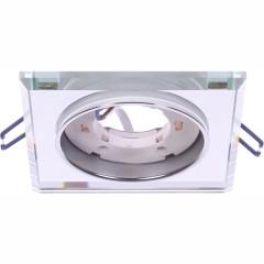 Светильник Эра DK79 SL 13Вт IP20 120x120 мм зеркальный