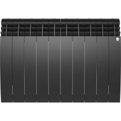 Радиатор отопления Royal Thermo BiLiner 500 Noir Sable 10 секций