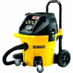 Промышленный пылесос Dewalt DWV902M-QS