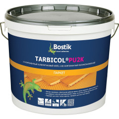 Клей для паркета двухкомпонентный Bostik Tarbicol PU2K 10 кг