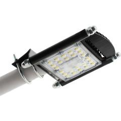 Уличный светодиодный светильник ALB ДКУ 29-40-501