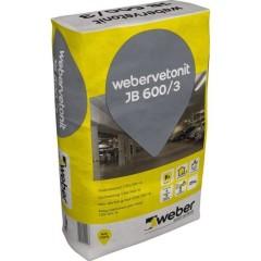 Подливочный раствор безусадочный Weber-Vetonit JB 600/3 25 кг