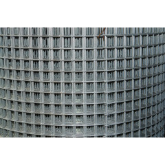 Сетка сварная рулонная оцинкованная 20х20х0.8 мм размер рулона 1х25 м