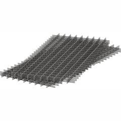 Сетка дорожная 158х158х5 мм размер карты 3х2 м