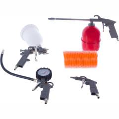 Набор пневмоинструментов Foxweld AERO 5 предметов