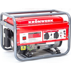 Генератор бензиновый Kronwerk LK 3500 2.5 кВт