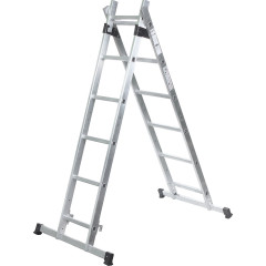 Лестница-помост Standers Kroft 2 секции 6 ступеней