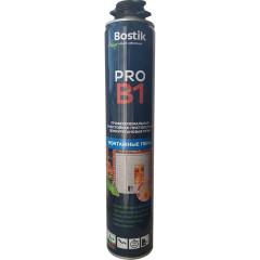 Пена Bostik PRO B1 профессиональная огнестойкая пистолетная полиуретановая 700 мл