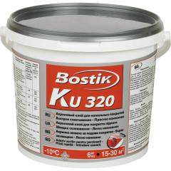 Клей Bostik универсальный акриловый эмульсионный KU 320 6 кг