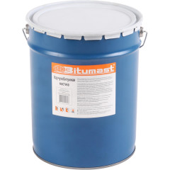 Мастика Bitumast каучукобитумная 21.5 л