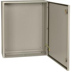 Корпус IEK ЩМП-4-0 распределительный накладной 630 А У2 IP54 сталь