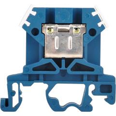 Зажим наборный IEK ЗНИ JXB35А 600 В 35 А 2 провода 0.2-6 мм2 синий