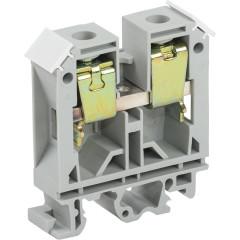 Зажим наборный IEK ЗНИ JXB125А 600 В 125 А 2 провода 4-50 мм2 серый