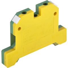 Зажим наборный IEK ЗНИ-4PEN 600 В 35 А 2 провода 0.2-6 мм2 зеленый