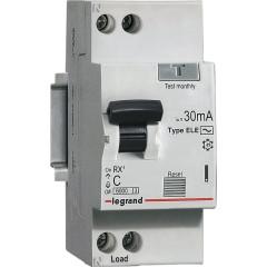 Дифференциальный автомат Legrand RX3 30мА 25А 1П+Н AC