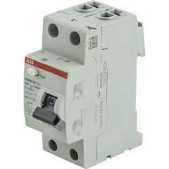 Выключатель дифференциальный УЗО ABB FH202 2Р 40 А 30 мА