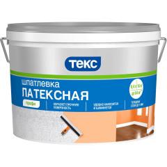 Шпатлевка латексная Текс Профи белая 16 кг