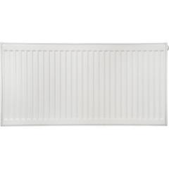 Радиатор стальной панельный Ростерм 1/2″ 1000x100x500 см белый