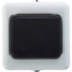 Кнопка для проводного звонка Oxion 220 В 0.4 А