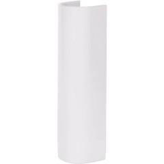 Пьедестал для раковины Gesso W 101 консольный 19x64 см белый тюльпан