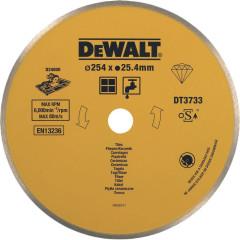 Диск алмазный Dewalt мокрый 25.4х2.54 см 8 мм