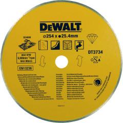 Диск алмазный Dewalt мокрый 25.4х2.54 см 5 мм