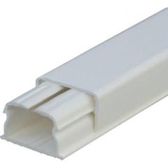 Мини-канал Legrand Metra с крышкой 16x16 мм белый