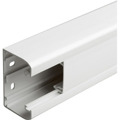 Кабель-канал Legrand DLP с гибкой крышкой 80x50 мм белый 2 м