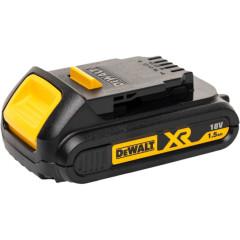 АккумуляторDewaltXRLi-Ion18В1.5Ач DCB181-XJ