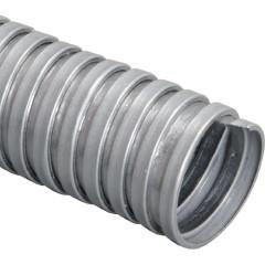 Металлорукав IEK Р3-ЦХ-10 металлик 100 м