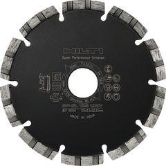 Диск алмазный для штробореза Hilti SP-SL Universal 125x22.23 мм, 2 шт.