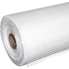Сетка стеклотканевая Wand Master интерьерная ячейка 5x5 мм 60 г/м² 1x45 м