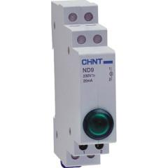 Индикатор Chint ND9-1/g зеленый