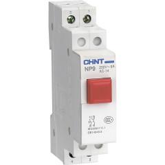 Индикатор Chint ND9-1/r красный