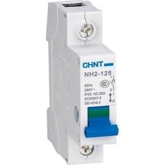 Выключатель нагрузки Chint NH2-125 1 модуль 100A