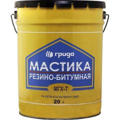 Мастика Grida МГХ-Т 18 кг