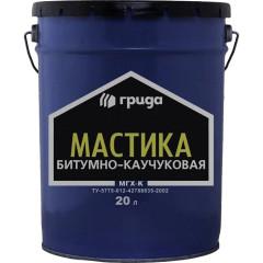 Мастика Grida МГХ-К 18 кг