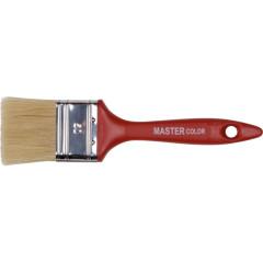 Кисть флейцевая Master Color 50 м толщина 12 мм 70% ПБT/30% светлая натуральная щетина