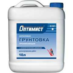 Грунтовка Оптимист G101 10 л