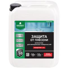Защита от плесени для минеральных поверхностей Prosept FUNGI STOP концентрат 1:10 5 л