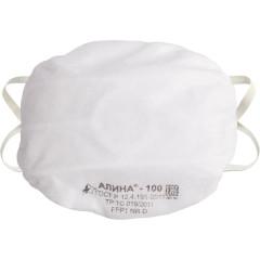 Респиратор Алина-100 FFP1 белый