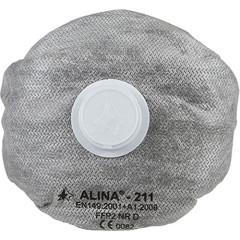 Респиратор Алина-211 FFP2 белый