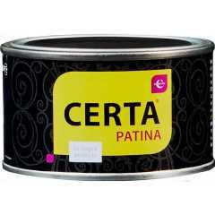 Эмаль Certa Patina Итальянская декоративная золото старое 0.1 л