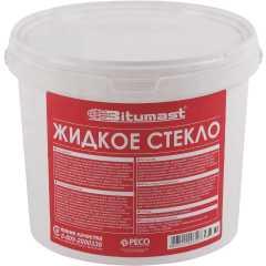 Жидкое стекло Bitumast 7 кг