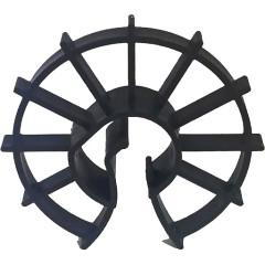 Фиксатор ФЗ-25 диаметр арматуры 5-16 мм защитный слой 25 мм, 500 шт.