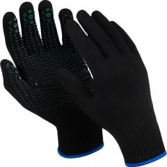 Перчатки Manipula Specialist Механик Блэк нейлон/ПВХ размер 7 черные